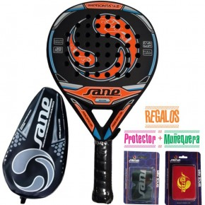 SANE IMPRONTA 4.2 EVA SOFT FULL CARBON + REGALOS