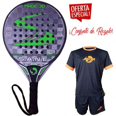 SANE MAGIC TEXTREME + CONJUNTO SIN CARGO